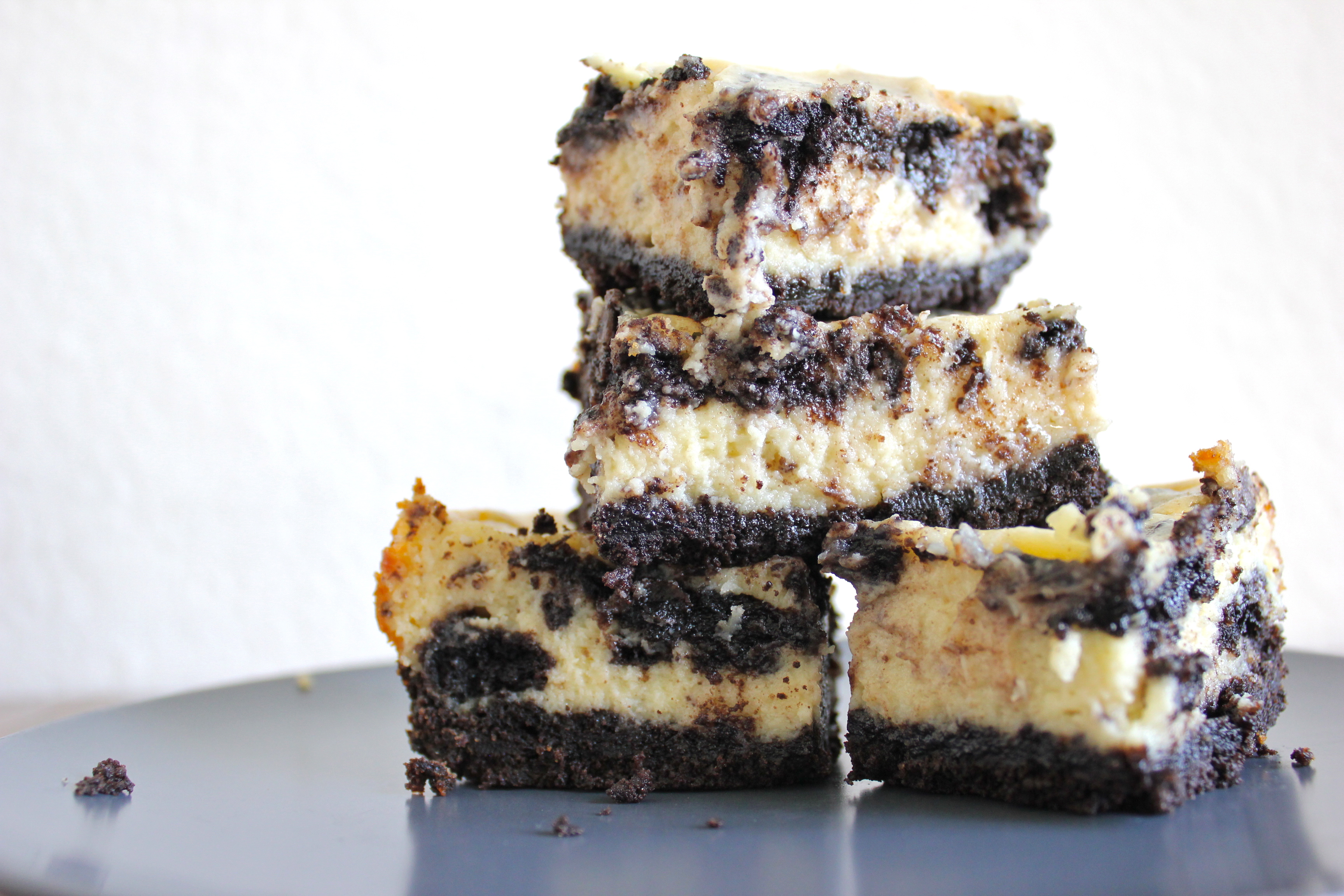 Oreo Cheesecake Bars « grace(full)eats
